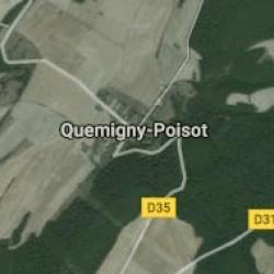 Terrain  de 720 m²  Quemigny-Poisot  (21220)