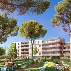 photo appartement neuf Montpellier