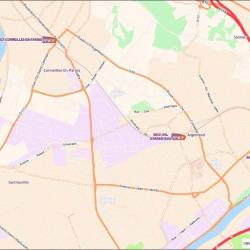 Location Local d'activités Argenteuil 2584 m²