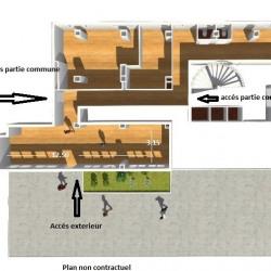Location Local d'activités Boulogne-Billancourt 118 m²