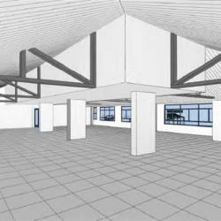 Location Bureau Lieusaint 1889 m²