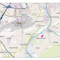 Location Local d'activités Vigneux-sur-Seine 890 m²