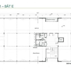 Location Bureau Dardilly 408 m²