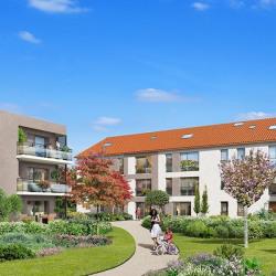 photo appartement neuf Francheville-le-Haut