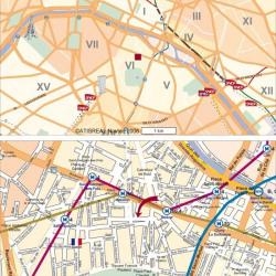 Location Bureau Paris 6ème 284 m²