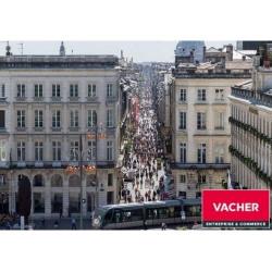 Cession de bail Local commercial Bordeaux 61 m²