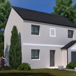 Maison  5 pièces + Terrain  340 m² Soindres