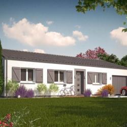 Maison  5 pièces + Terrain  1042 m² Gornac