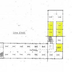Location Bureau Maurepas 125 m²