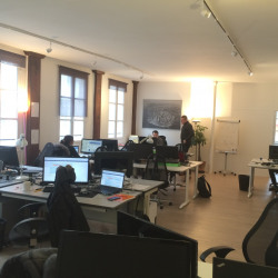 Location Bureau Paris 11ème 110 m²