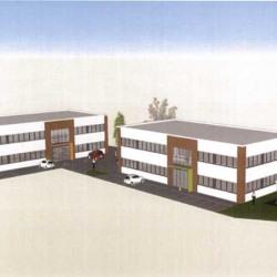Location Bureau Rezé 1184 m²