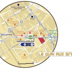 Vente Bureau Ivry-sur-Seine 84 m²