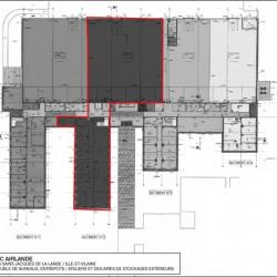 Location Local d'activités Saint-Jacques-de-la-Lande 1267 m²