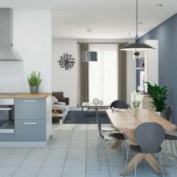 Maison  3 pièces + Terrain  840 m² Brou