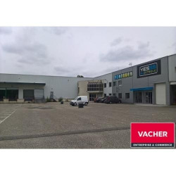 Location Local d'activités Mérignac 2669 m²
