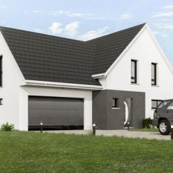 Maison  5 pièces + Terrain  568 m² Schnersheim