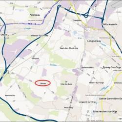 Location Local d'activités Nozay 4785 m²