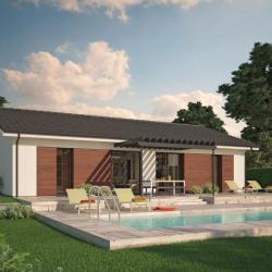 Maison  4 pièces + Terrain  665 m² Vielle-Saint-Girons