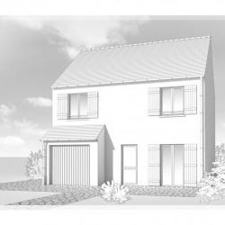 Maison  5 pièces + Terrain   m² Asnières-sur-Oise