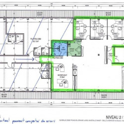 Location Bureau Maxéville 464 m²