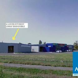 Location Entrepôt Ambarès-et-Lagrave 1395 m²