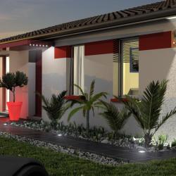Maison  4 pièces + Terrain  520 m² Guiche