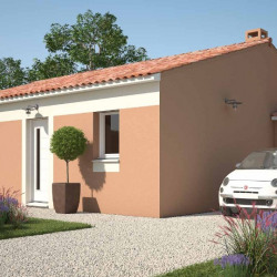 Maison  4 pièces + Terrain  300 m² Port-la-Nouvelle