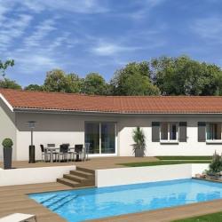 Maison  5 pièces + Terrain  730 m² Pont-de-Veyle