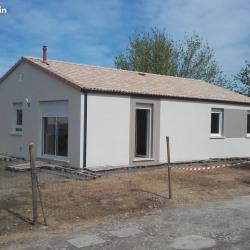 Maison  4 pièces + Terrain  80 m² Roquefort-des-Corbières