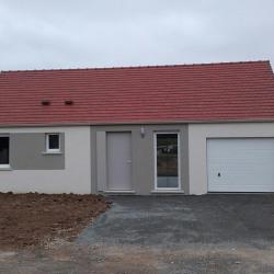 Maison  5 pièces + Terrain  460 m² Reugny