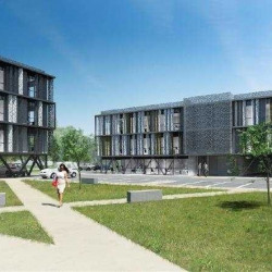Location Bureau Mérignac 4175,7 m²