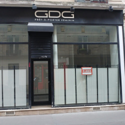 Location Local commercial Paris 10ème (75010)