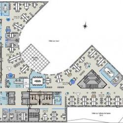 Location Bureau Puteaux 16789 m²