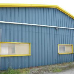 Location Local d'activités Tancarville 650 m²