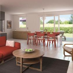 Maison  3 pièces + Terrain  561 m² Zudausques