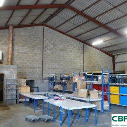 Location Local d'activités Limoges 420 m²