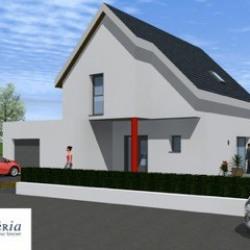 Maison  6 pièces + Terrain  1000 m² Herrlisheim-Près-Colmar