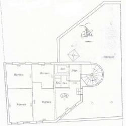 Location Bureau Bourg-la-Reine 170 m²