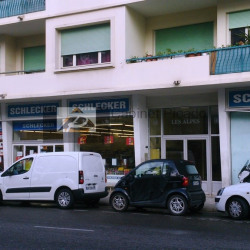 Location Local commercial Nice 800 m²