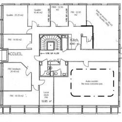 Location Bureau Saint-Priest 691 m²