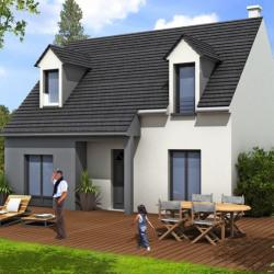 Maison  5 pièces + Terrain  200 m² Saint-Ouen