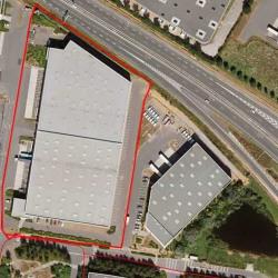 Location Entrepôt Compans 10868 m²
