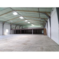 Location Entrepôt Bernis 1500 m²