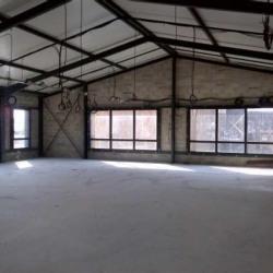 Location Bureau Aubervilliers 439 m²