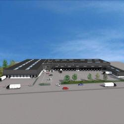 Location Entrepôt Créteil 3160 m²