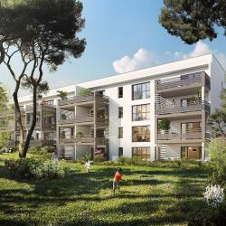 photo immobilier neuf Aix-en-Provence