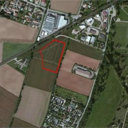 Vente Terrain Villieu-Loyes-Mollon 15000 m²