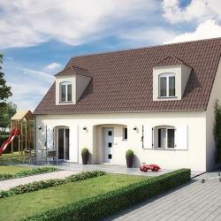 Maison  4 pièces + Terrain  1137 m² Cirey-Lès-Mareilles