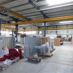 Vente Local d'activités Chassal 3200 m²