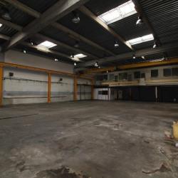 Location Local d'activités Aubervilliers 650 m²